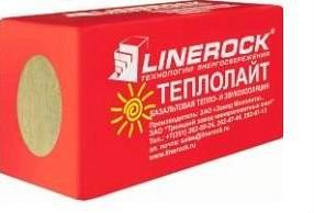 Теплоизоляция ЛАЙНРОК ЛАЙТ ЭФФЕКТ (30 кг/м3)