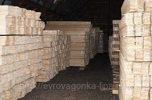 Вагонка из липы. Оптовые поставки во все регионы России. Большие скидки