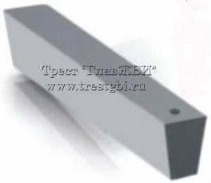 Стойка железобетонная вибрированная СВ 110-3,5