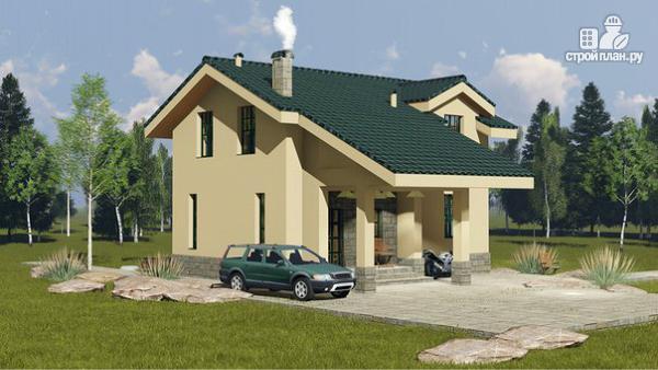 Фото 5: проект просто красивый удобный компактный дом