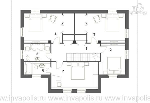 Фото 3: проект уютный дом в английском стиле