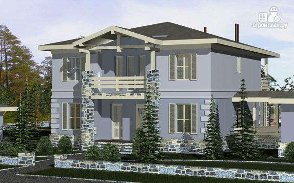 Фото 4: проект большой дом или мини-гостиница на 8 номеров