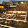 """Фото 4: Строительство дома по проекту """"Подмосковная усадьба"""""""