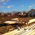 """Фото 1: Строительство дома по проекту """"Подмосковная усадьба"""" - 2 часть"""