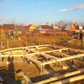 """Фото 4: Изготовление фундамента на """"Подмосковную усадьбу"""""""