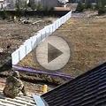 Видео Монтаж металлочерепицы на крышу