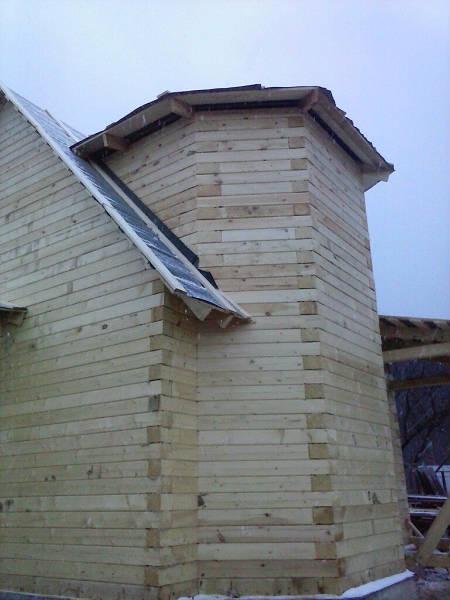 """Фото Фото строительства дома по проекту """"Кассиопея"""""""