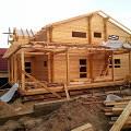 Фото 4: После установки каркасно-стропильной конструкции крыши