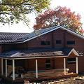 Фото 4: Окончание строительства дома из бруса под крышу на усадку