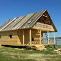 "Фото 4: Монтаж крыши на дом по проекту ""Суздаль"""