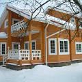Фото Деревянный дом-усадьба