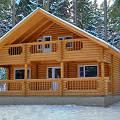 Фото 2: Деревянный дом-усадьба