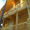 Фото 3: Деревянный дом-усадьба