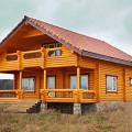 Фото 4: Деревянный дом-усадьба