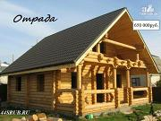 Проект сруб дома из бревна