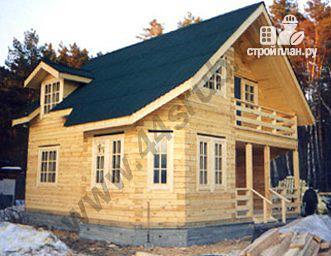 Фото: проект дом со вторым светом