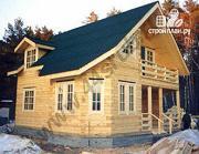 Фото: дом со вторым светом
