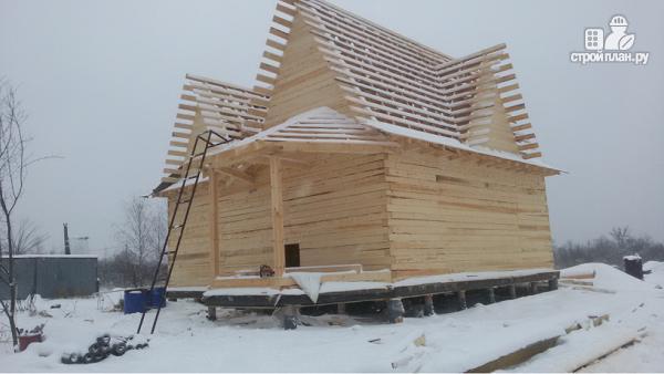 Фото 14: проект дом из бруса 9х10