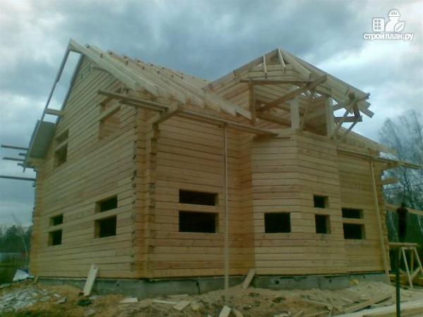 Фото 4: проект дом из бруса 9х10
