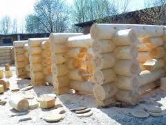 Анонс: О конопатке сруба дома или сруба бани мхом