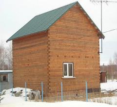 Анонс: Постройте свой деревянный дом красиво!