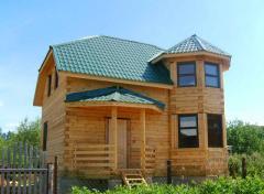Анонс: Эркер в деревянном доме