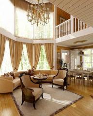 Анонс: Второй свет в деревянном доме