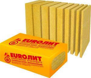 Огнезащитные теплоизоляционные плиты EURO-ЛИТ