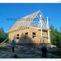 Фото 4: Строительство деревянных домов из бруса
