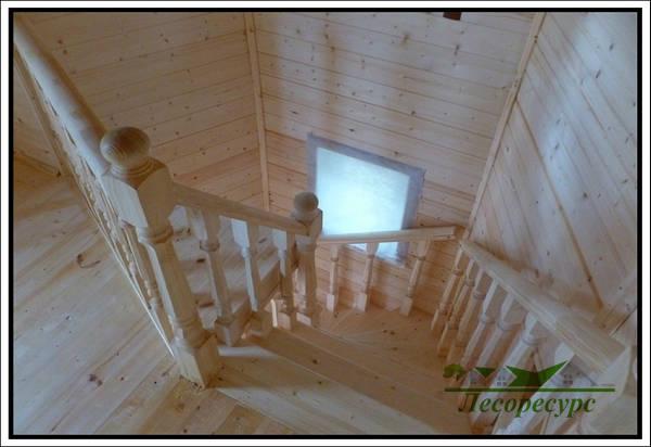 Фото Отделка дома из бруса под ключ