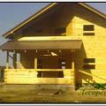 Фото Строительство дома из бруса 200 х 200 мм