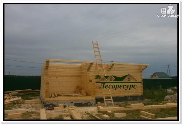 Фото 9: проект баня дом из бруса