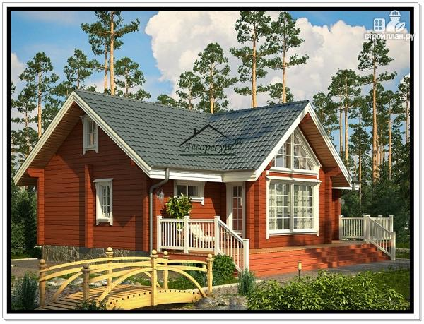 Фото: проект дом для постоянного проживания