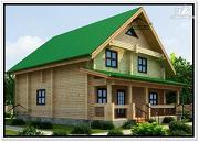 Проект дом 9 на 12