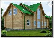 Проект дом 10 на 14