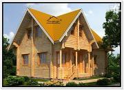Проект дом 8 на 10 с мансардой