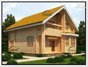 Проект дом 7 на 10 с мансардой