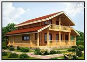 Проект дом 11 на 10