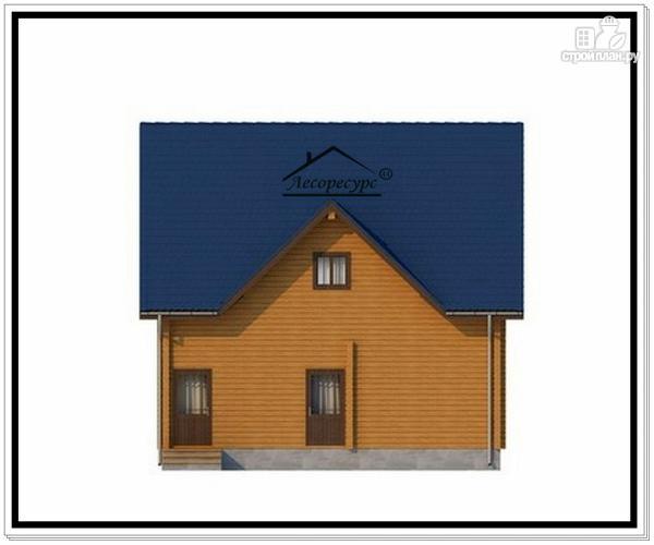 Фото 4: проект деревянный дом из бруса