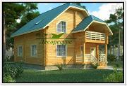 Проект 1.5 этажный дом