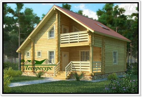Фото: проект дом с отдельной котельной