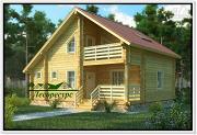 Проект дом с отдельной котельной
