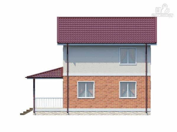 Фото 3: проект жилой дом из пеноблоков