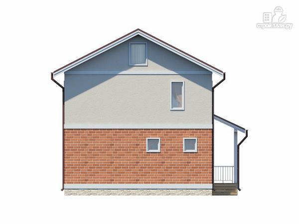 Фото 4: проект жилой дом из пеноблоков