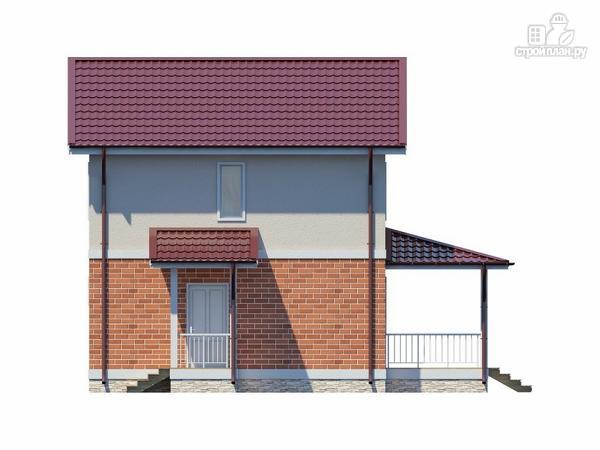 Фото 5: проект жилой дом из пеноблоков