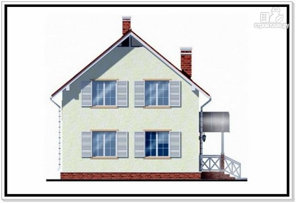 Фото 5: проект дачный домик из пеноблоков