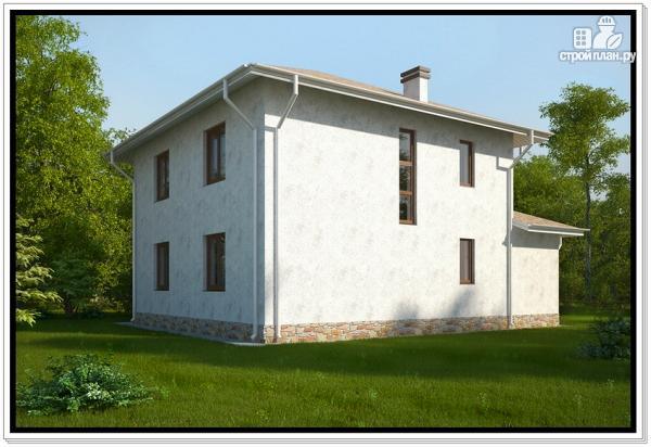 Фото 2: проект дом из пеноблоков