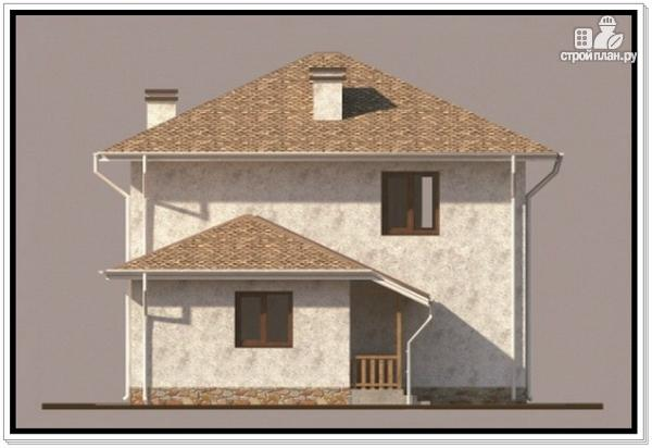 Фото 6: проект дом из пеноблоков
