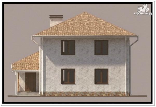 Фото 3: проект дом из пеноблоков