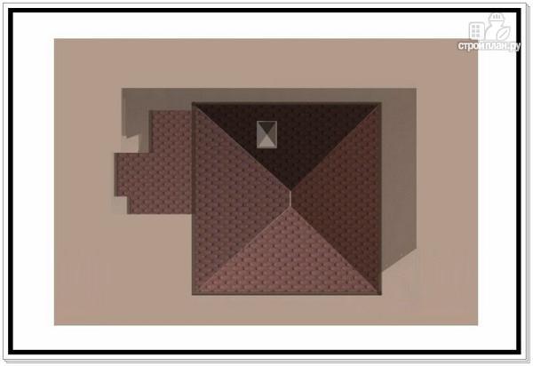 Фото 9: проект компактный дом из пеноблоков